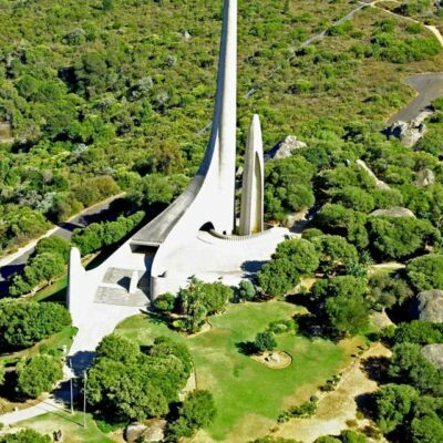 National monument of South Africa - Afrikaans Language Monument
