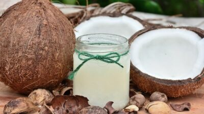 National Fruit of Guyana -COCO, water-nut