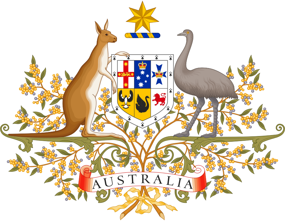 National emblem of Australia