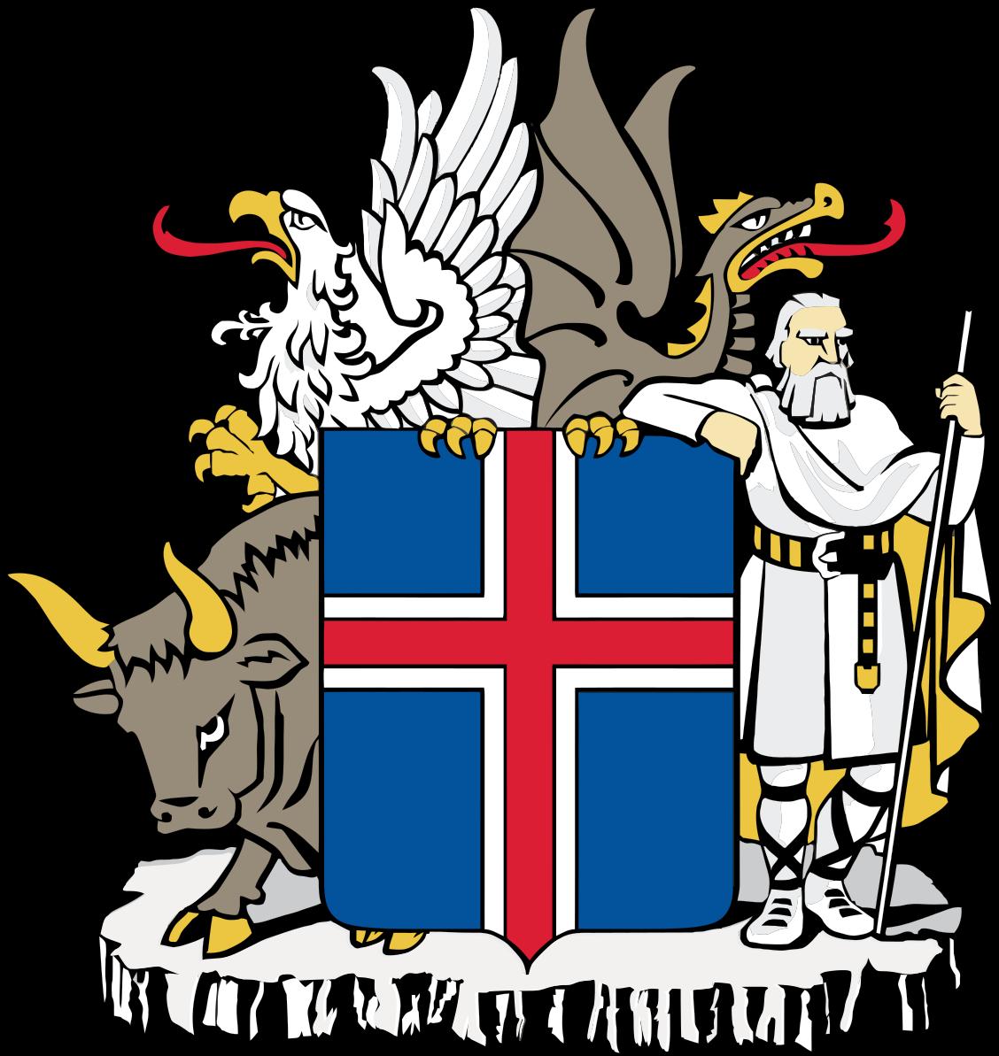 National emblem of Iceland