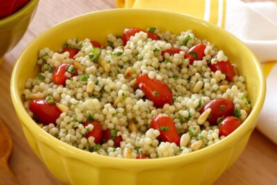 National Dish of Morocco - Couscous