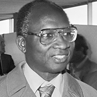 Founder of Gambia
