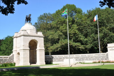 National mausoleum of South Africa