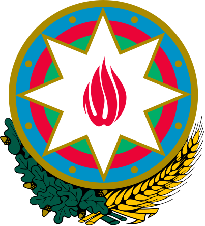 National emblem of Azerbaijan