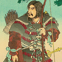 Founder of Japan