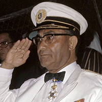 Founder of Suriname