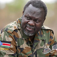 Founder of South Sudan
