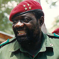 Founder of Angola