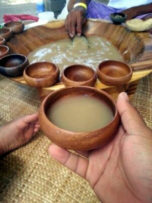 National drink of Papua New Guinea