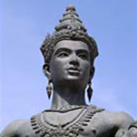 Founder of Thailand