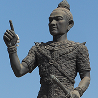 Founder of Laos
