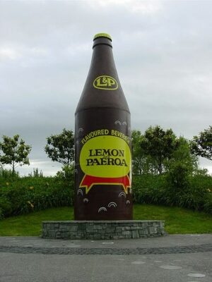National drink of New Zealand