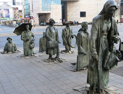 National monument of Poland - Monument to the Anonymous Passerby