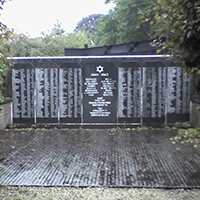 National monument of Belgium - National Memorial to the Belgian Jew Martyrs
