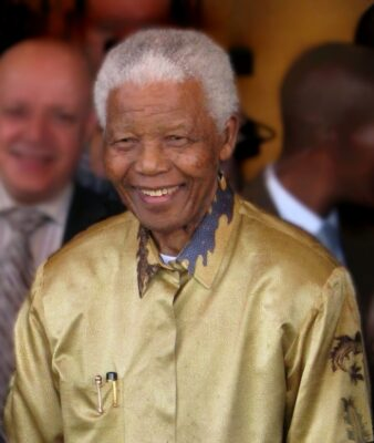 National hero of South Africa