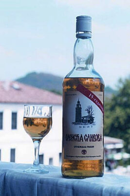 National drink of Serbia