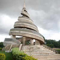 National monument of Cameroon - Reunification Monument
