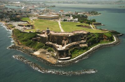National monument of Puerto Rico - San Juan National Historic Site