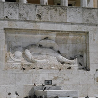 National mausoleum of Greece - Tomb of the Unknown Soldier (Athens)