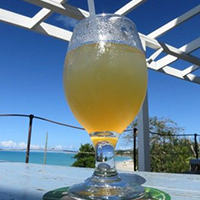 National drink of Antigua and Barbuda - Rum