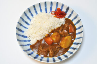 National Dish of Japan - Curry Rice