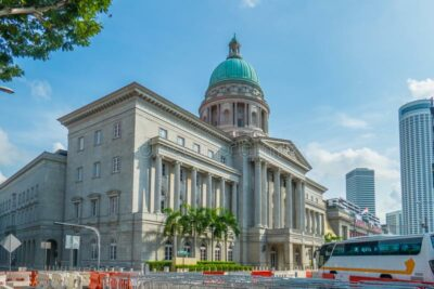 National monument of Singapore - Former City Hall