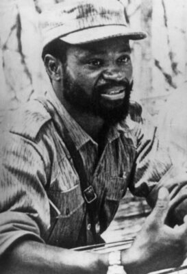 National hero of Mozambique