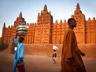 National monument of Nigeria - The ancient Kano city walls