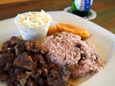 National Dish of Cayman Islands - Turtle meat