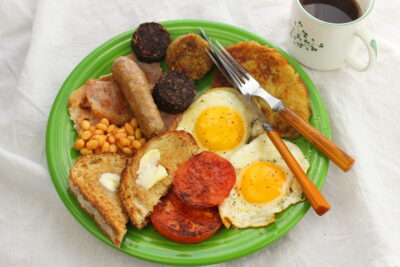 National Dish of Northern Ireland - Ulster fry
